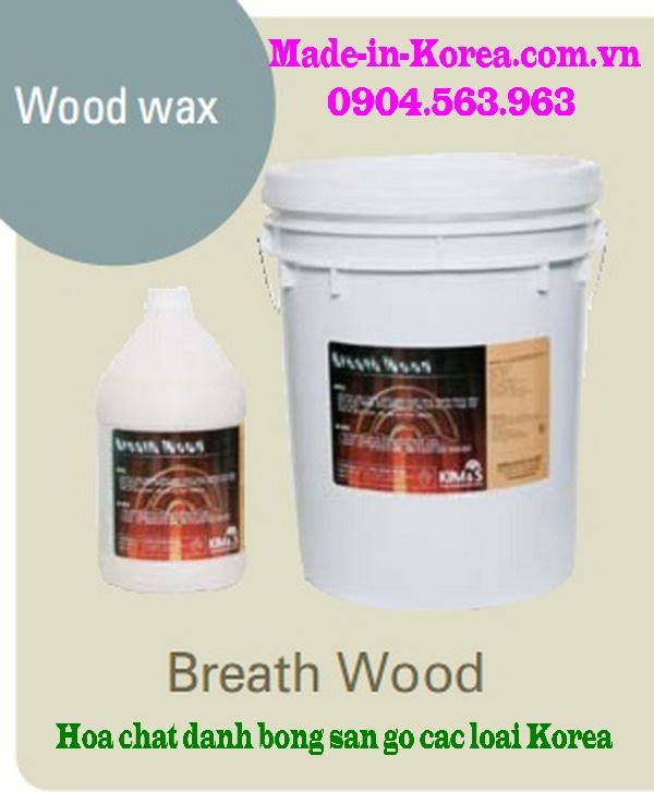 Hóa chất đánh bóng sàn gỗ cao cấp các loại Korea