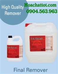 Sáp tẩy sàn chất lượng cao Final Remover