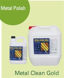 Chất đánh bóng kim loại Metal Clean Gold