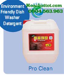 Nước rửa bát đĩa cao cấp Hàn Quốc Pro Clean