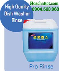 Dung dịch tráng và làm khô bát đĩa Hàn Quốc Pro Rinse