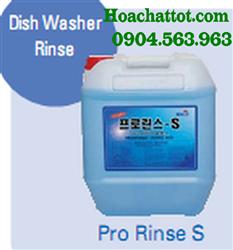 Dung dịch tráng và làm khô bát đĩa chuyên dụng cho máy rửa bát Pro Rinse S