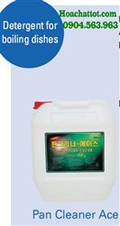 Hóa chất rửa bát đĩa chuyên dụng dành cho đồ luộc Pan Cleaner Ace