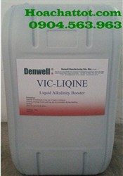 Liquid Laundry builder/alkaline booster Vic-Liquine