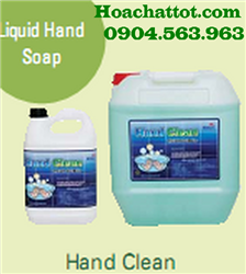 Liquid Hand Soap HAND CLEAN