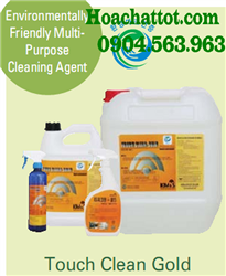 Environmentally Friendly Multi-Purpose Cleaning Agent Touch Clean Gold