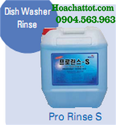 Dish Washer Rinse PRO RINSE S