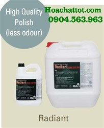 High Quality Polish less odour Radiant