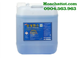 Nước trợ tráng bát đĩa Acidity  Rinse