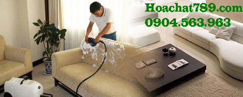 Chemical for carpet sofa cleaning service